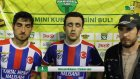 Çankırı spor Londra boy's İstanbul iddaa Rakipbul Ligi 2015 Açılış Sezonu R
