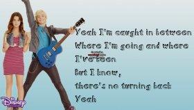 Ross Lynch & Laura Marano - Don't Look Down (Karaoke-w/lyrics)