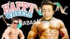 BABA OĞUL NESİL BUNLAR!! - Happy Wheels +15