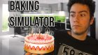 BU PASTA OLMAZ ATIN BUNU!! - Baking Simulator