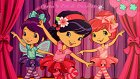 Çilek Kız Minicik Şehri Balesi Masalı