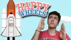 GÜLÜMSEYEN TOP!! - Happy Wheels +15