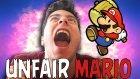 MARİO'NUN A*K!! - Unfair Mario