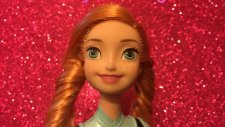 Frozen Anna Bebeği
