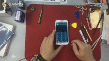 Samsung Galaxy S6 Edge Ekran Değişimi , Ön Cam Değişimi Galaxy S6 Servis