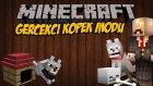 GERÇEK KÖPEKLER MODU!! Minecraft Mod İncelemeleri (Köpekler Ve İcracılar) - Bölüm 7 #1080p
