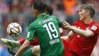 Bayern Münih 0-1 Augsburg - Maç Özeti (9.5.2015)