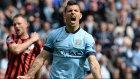 Manchester City 6-0 QPR (Maç Özeti)