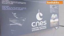 Uzay Aracı Modülü Philae'nin Maketi Sergileniyor