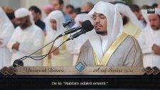Yasser Al Dosari - Araf Suresi ve Meali (26-36)  720p