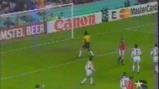 Manchester United - Fenerbahçe 1996 (Orjinal Maç Görüntüleri)