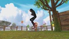 MS Dalga Süslemeli Ayakkabı MStar Joygame