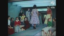 1950'lerin Mankenlik Okulu