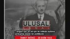 İsmet İnönü - 1933 Yılındaki Konuşması