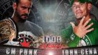 John Cena vs CM Punk #1 Contender's Match | Raw
