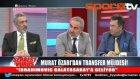 Murat Özarı'dan Ibrahimovic açıklaması!