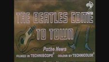 The Beatles Manchester Konseri ve Sahne Arkası Görüntüleri (1963)