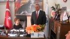 Belediye Başkanı İnam  Makamını Yeni Başkana Bıraktı