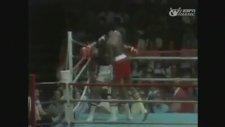 Muhammad Ali'nin Yakın Mesafeden Refleksi