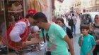 Turistin Maraş Dondurmacısı ile İmtihanı