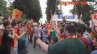 Galatasaray kafilesi, Adana'ya geldi