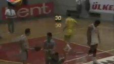 Galatasaray - Paşabahçe (1989-1990 Basketbol Play-Off Finali)