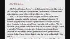 Recep Tayyip Erdoğan - İktidar İçin Gerekirse Papaz Elbisesi Bile Giyerim
