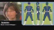 Show Tv Power Rangers Serileri (Bonus Kronolojik Power Rangers Değişimleri)