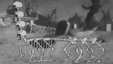Silly Symphony - The Skeleton Dance (1929)