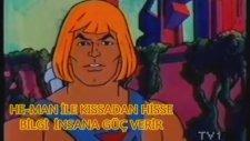 He-Man İle Kıssadan Hisse (80'li Yıllar)