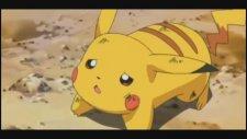 Pikachu, Mew ve MewTwo'yu Öldürüyor - Pokemon 16. Film Final Sahnesi