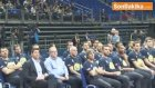 Fenerbahçe Ülker'e Coşkulu Uğurlama