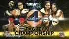 2014: WWE Survivor Series (LIVE! Nov. 23rd) Official Match Card