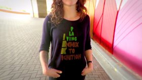 Tinie Tempah - Ft. Jess Glynne - Not Letting Go