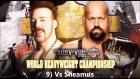 Top 15 Big Show Matches