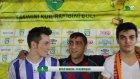FC Kardeşler vs Esnaf SK Basın Toplantısı iddaa RakipBul Antalya Ligi 2015 Açılış Sezonu