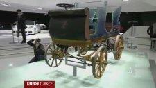 Ahırda Bulunan 1898 Model Elektrikli Porsche