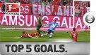 Almanya'da haftanın en iyi golleri