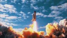 Dünya'nın Uzaydan Görünümü - Astronaut - A Journey to Space