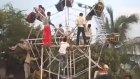 İnsan Gücüyle Çalışan Dönme Dolap - Hindistan
