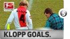 Jürgen Klopp'un en güzel golleri