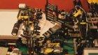 Lego ile Otomatik Kağıt Uçak Makinesi