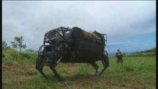 LS3 Askeri Yük Robotu