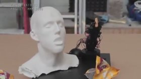 Patronuna Küfür Ederek İstifa Eden Robot