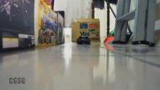 Stop Motion Yarış - Delorean - Optimus - Bat Mobile (Bonuslu)