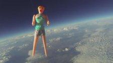 Uzaya Şişme Bebek Göndermek