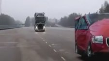 Volvo Tır'ların Acil Fren Sistemi