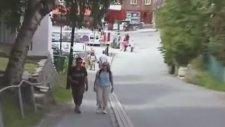 Yokuş İçin Bisiklet Asansörü - Norveç