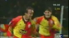 Galatasaray & Juventus - Suat Kaya'nın Son Dakika Golü