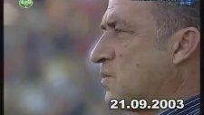 Gol Sonrası Mondragon' a Küfür Eden Esrarengiz Adam